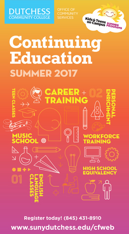 Continuing Ed Summer 2017 Cover