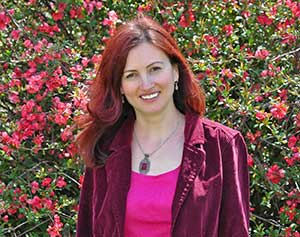 Lucia Cherciu, a faculty member in the English Department, is named Dutchess County's Poet Laureate.