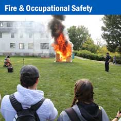 Fire and Occupational Safety